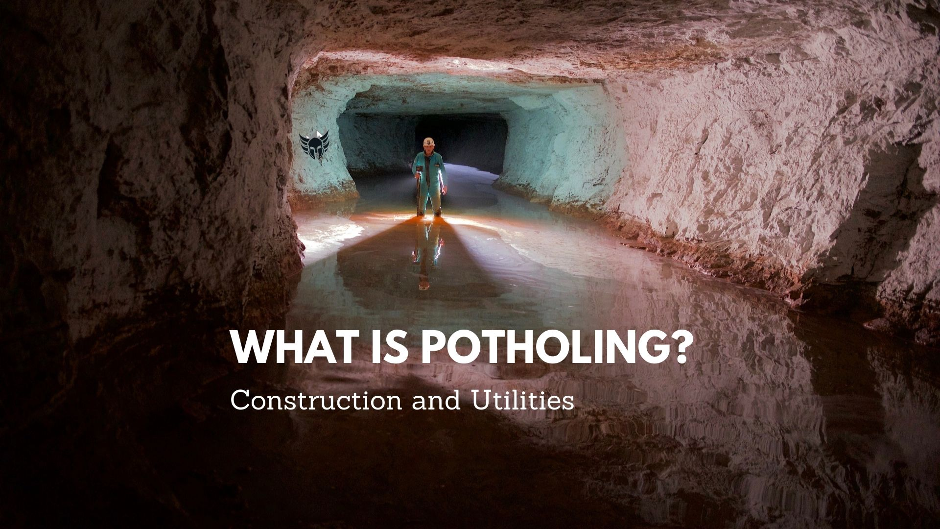 What is Potholing