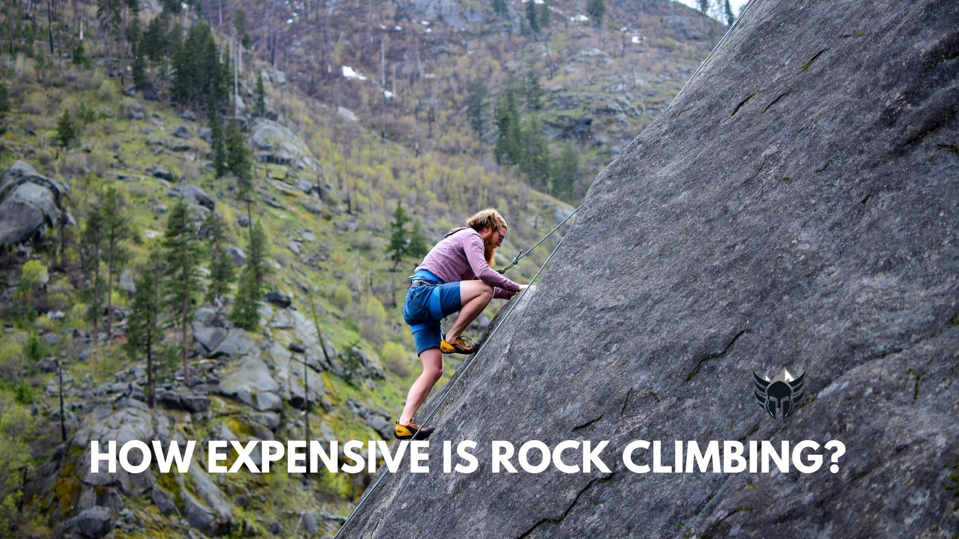 How Expensive is Rock Climbing