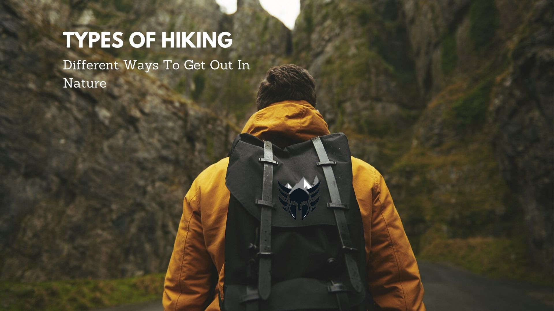different types of hiking