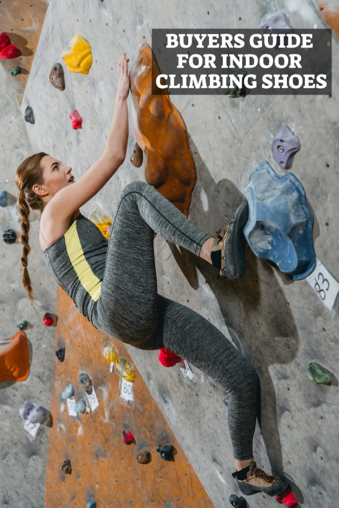 Guide For Indoor Climbing Shoes