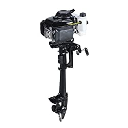 SEA DOG WATER SPORTS 4 Stroke 4.0HP Superior Engine Outboard Motor