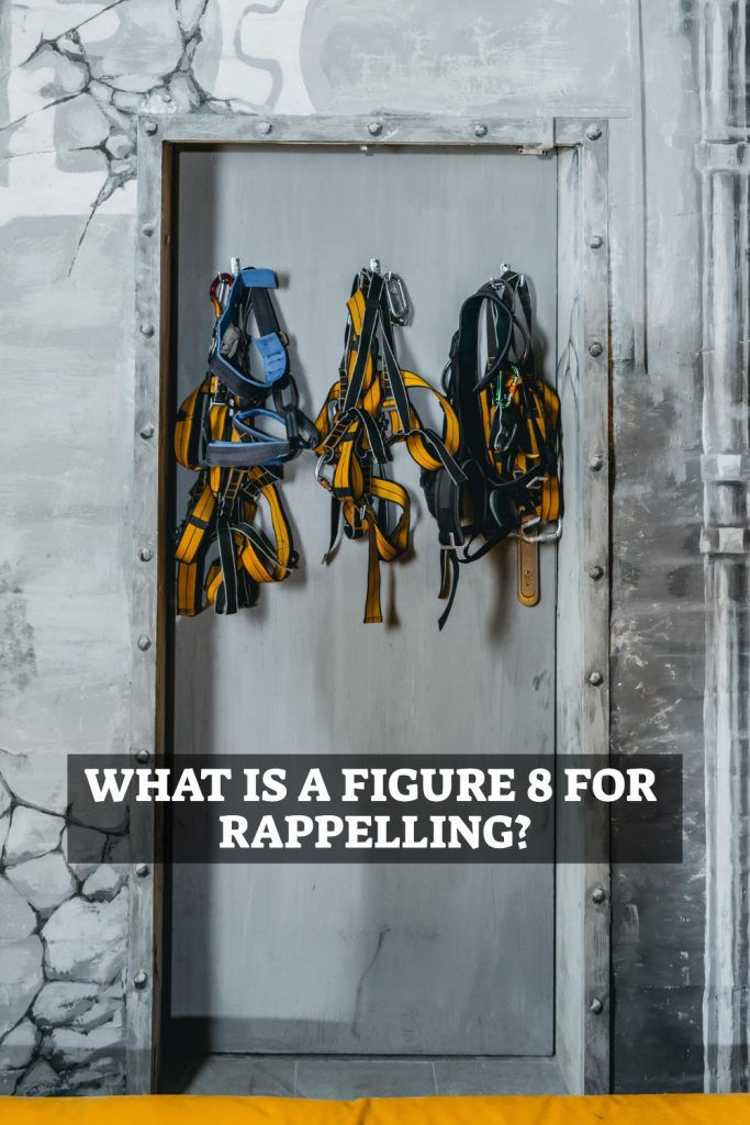 WHAT IS A FIGURE 8 FOR RAPPELLING