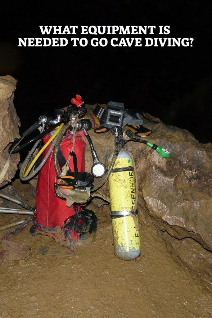 gear for cave diving