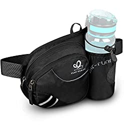 WATERFLY Hiking Waist Bag Fanny Pack